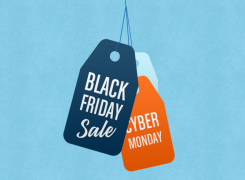 Black Friday & Cyber Monday Sale 2014
