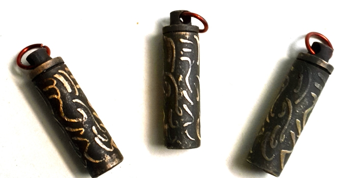 Islamic Occult Tube Stash Container