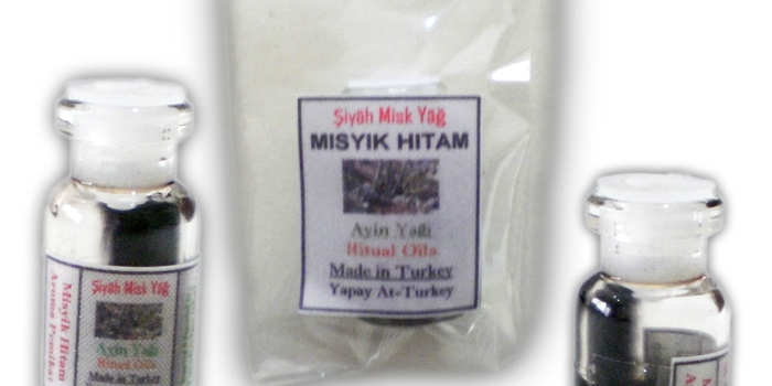 Turkish Mystical Ritual Oil for Spiritual Practitioners and Merchants
