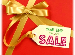 Year-End Sale 2014: Get 12% Discount on All Orders